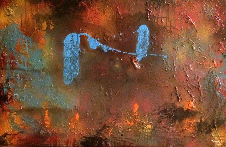 City on Fire - ArtbyLCruz