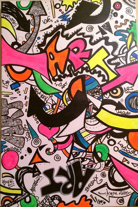 ART - ArtbyLCruz