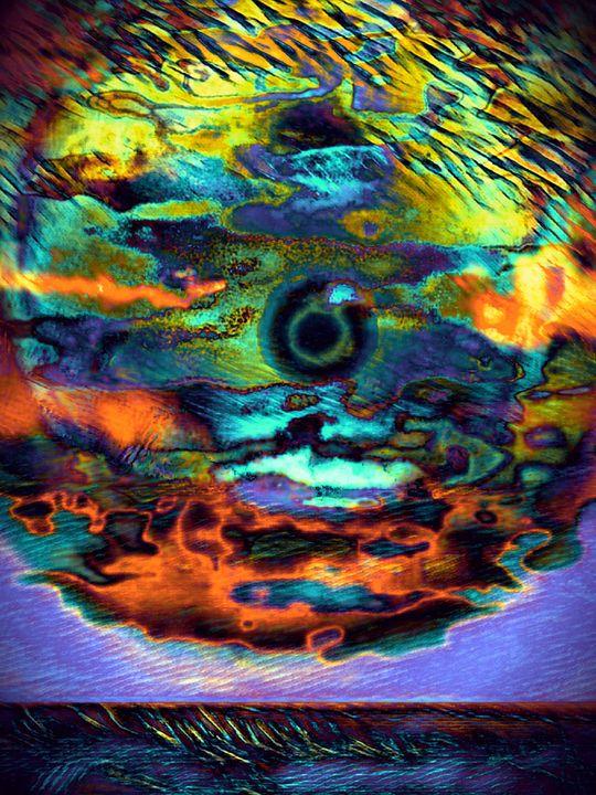 Sunset Dark Eye - Marcus Schuster