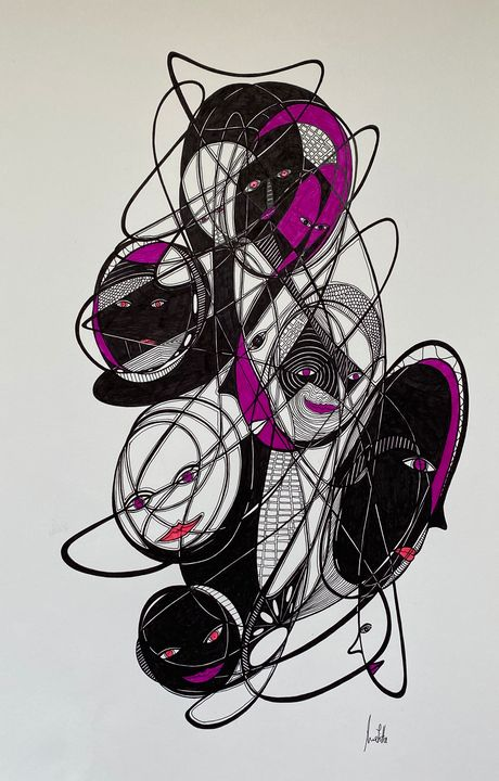 """Everywhere"" - Melitta Dobrescu"