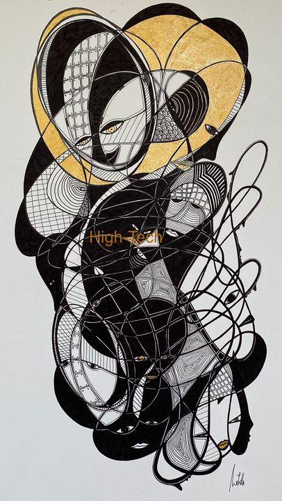 """""""Enlightened"""" - Melitta Dobrescu"""