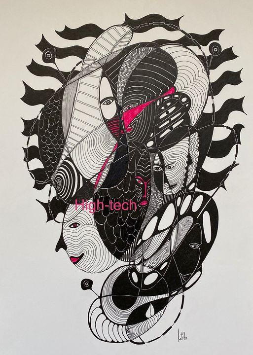 """""""Thoughts"""" - Melitta Dobrescu"""