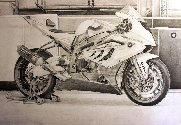 BMW 1000RR - superbikes