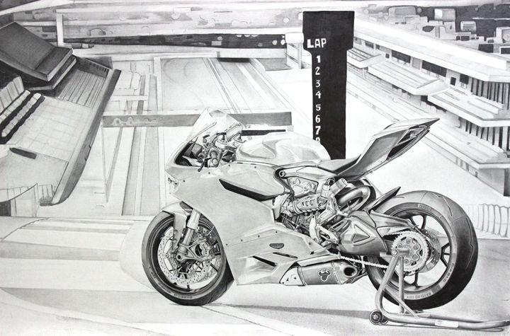 2014 1199 Ducati Panigale - superbikes