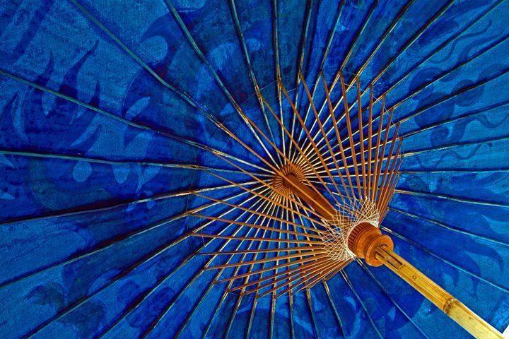 Oriental Style Umbrella - John McEvoy Photographer
