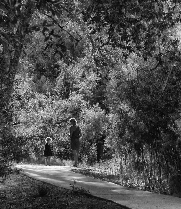 Del Norte River Walk - John McEvoy Photographer
