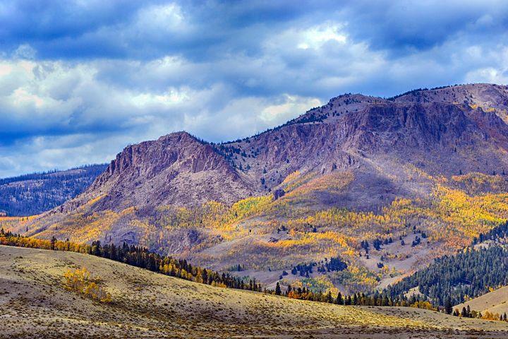 Fall colors Near Creede, Colo. - John McEvoy Photographer
