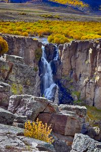 North Clear Creek Falls near Creede