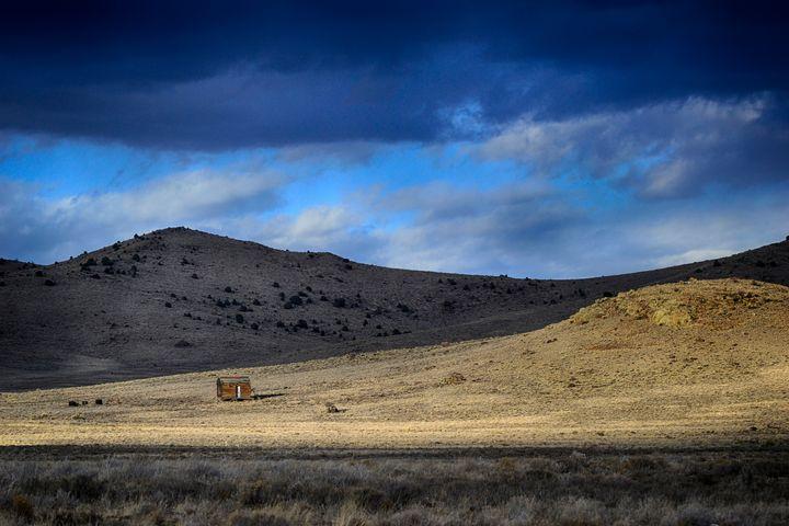 CR 66A northwest of Del Norte - John McEvoy Photographer