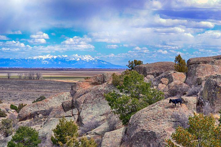 Elephant Rocks, Cleo, Mount Blanca - John McEvoy Photographer