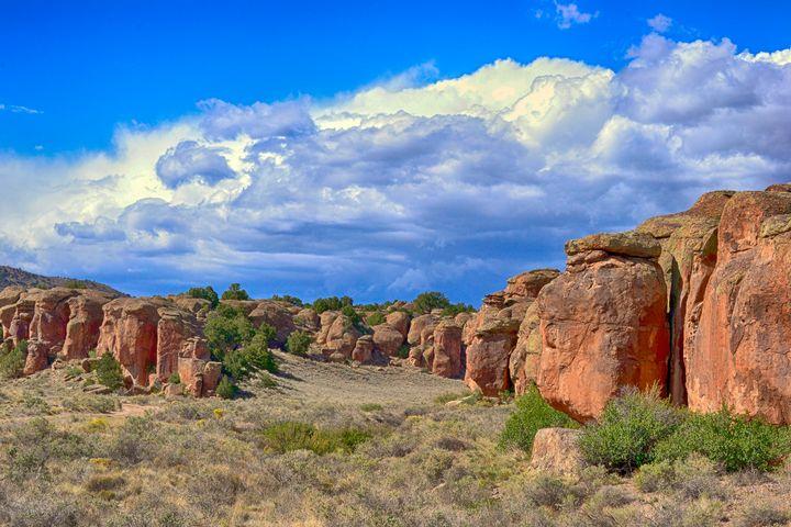 Elephant Rocks Del Norte, Colo. - John McEvoy Photographer