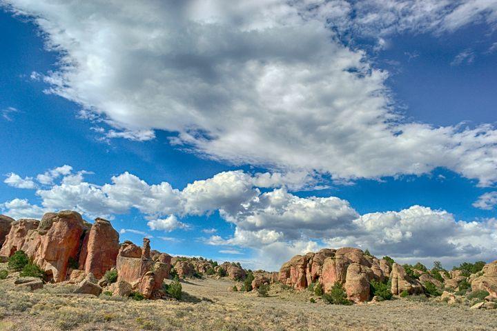 Elephant Rocks BLM area, Del Norte, - John McEvoy Photographer