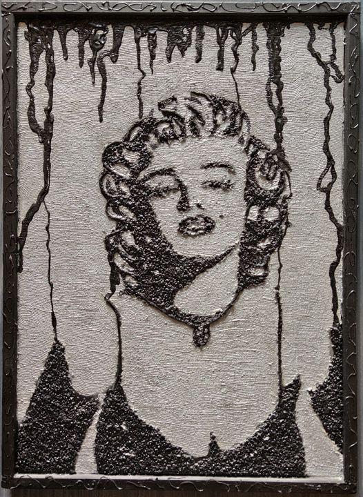 Marilyn Monroe - VD art Italia