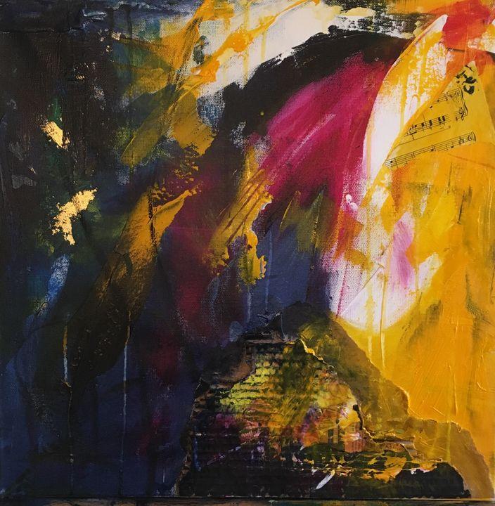 Fire on the Mountain - Kirkner