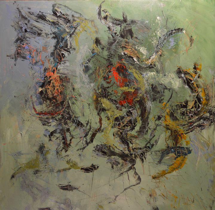 Untitled 2019 - Hingeford Studio Gallery