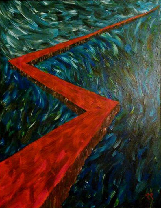 Just a zigazaga - Chkotoua Gallery