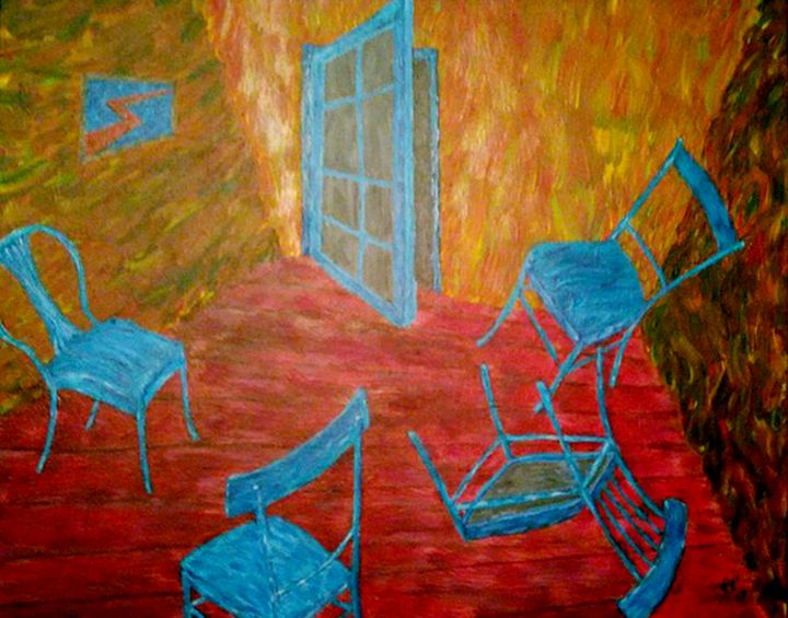 Crazy chairs - Chkotoua Gallery