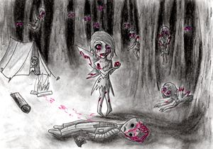 Attack of the Zombie Fairies