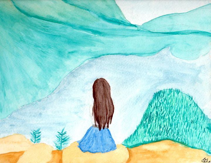 The Overlook - Caroline P. Martin