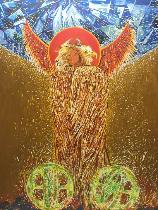 Cherubim Prints - Betesda Art Gallery
