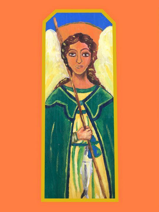 Saint Raphael Archangel - Betesda Art Gallery