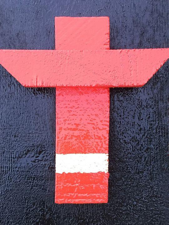Cross - Betesda Art Gallery