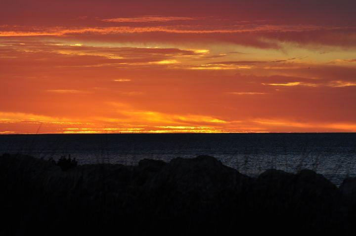 Red Skies - Peter Briggs Digital Images