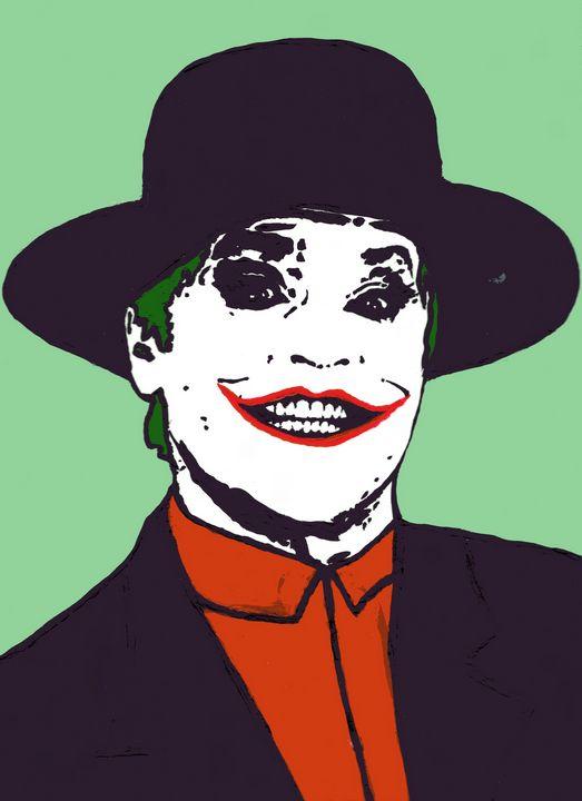 Nicholson Joker - Art_By_Yedvay