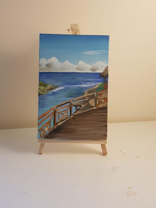 Beach - Artframe