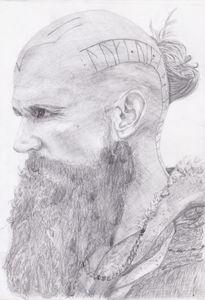 Vikings Floki Vilgerdarson