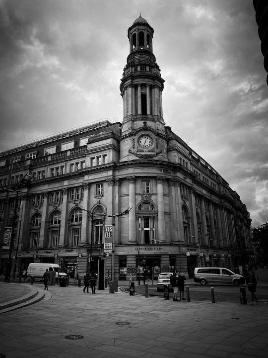 Manchester, Arndale - IMADE JERHIDRI
