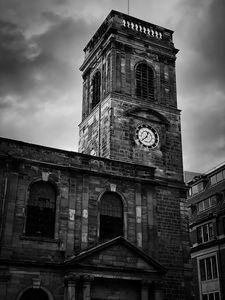 Old Tower of Glasgow - IMADE JERHIDRI