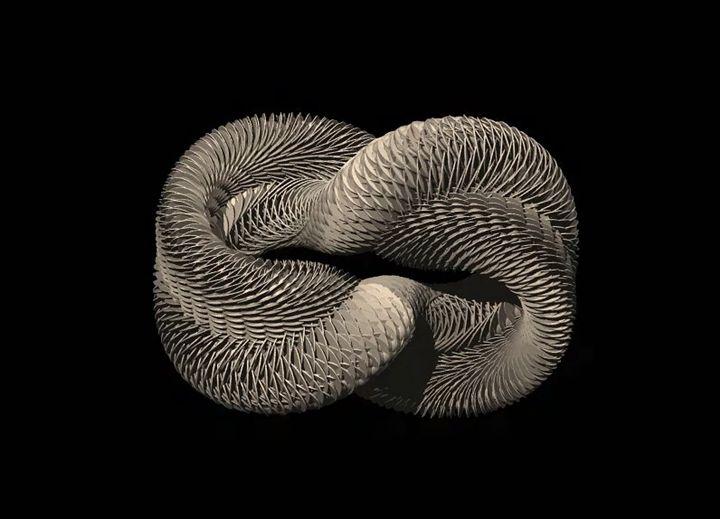 Slinky - Mike Stone-PIXELXAOS