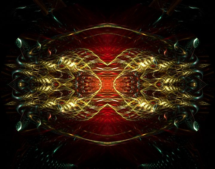 Golden Moment - Mike Stone-PIXELXAOS