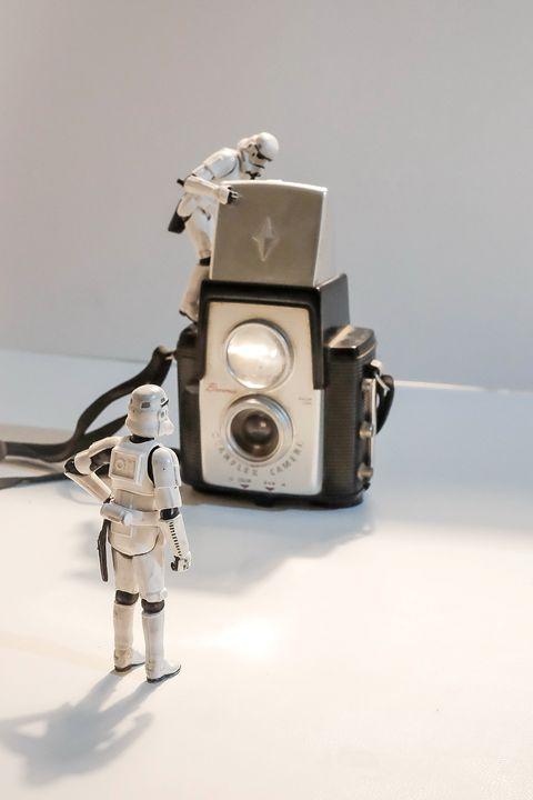 Starflex camera - Tony Leone