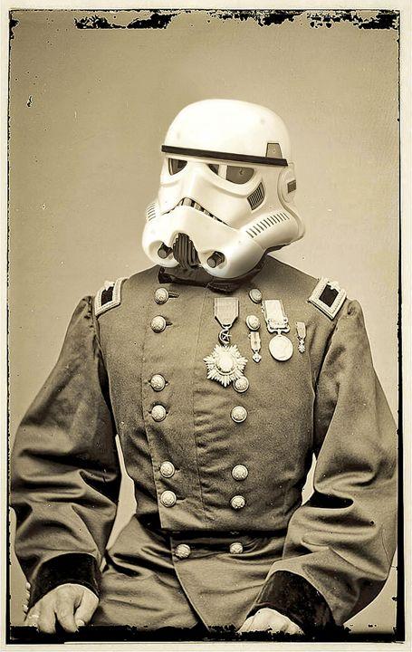 The Hero - civil war - Tony Leone