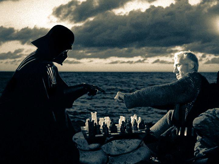The Seventh Seal - Tony Leone