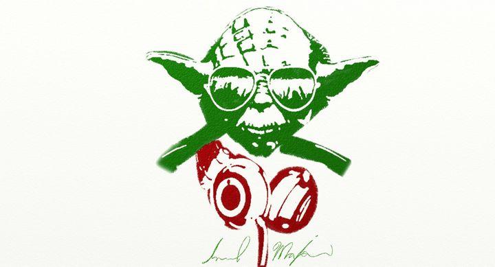Yoda - David Major
