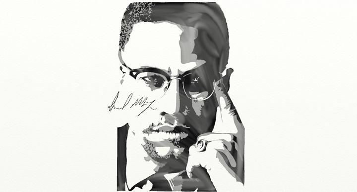 Malcolm X - David Major