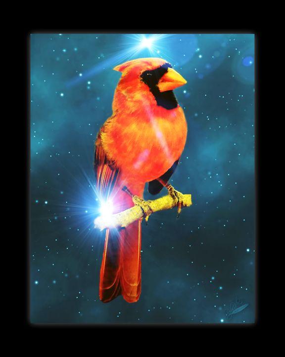 The Cardinal Spirit - Rybird