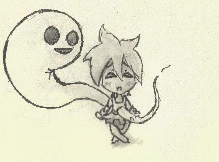 Len's Ghost - tokiomuse