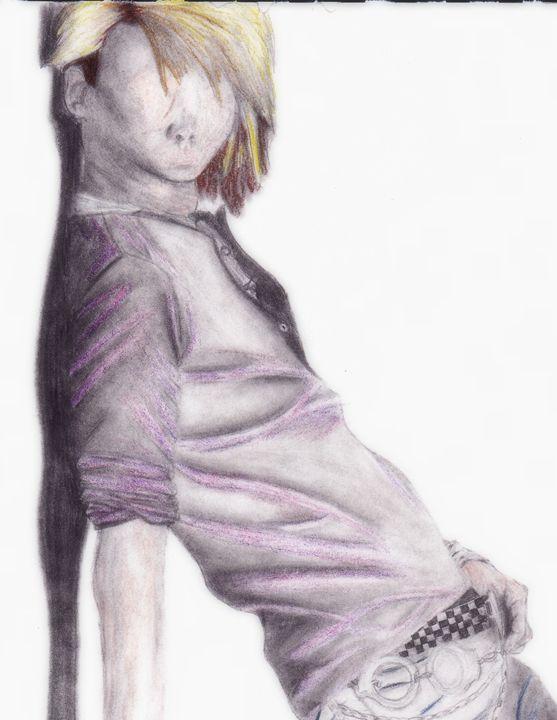 faceless man (colored) - tokiomuse