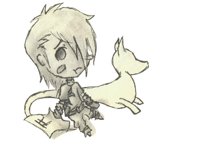 Foxy Friend - tokiomuse