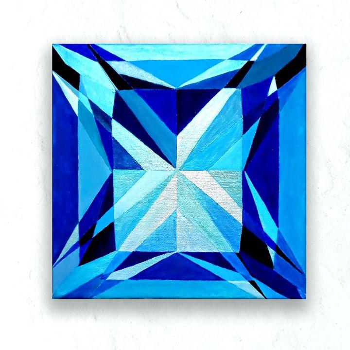 Frozen crystal - K Art