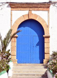 Blue Door # 5