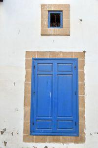 Blue Door # 6