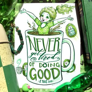 Never Get Tired_Green Staging