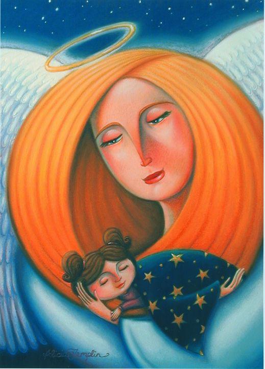Heavenly Peace - Art by Alicia Renee
