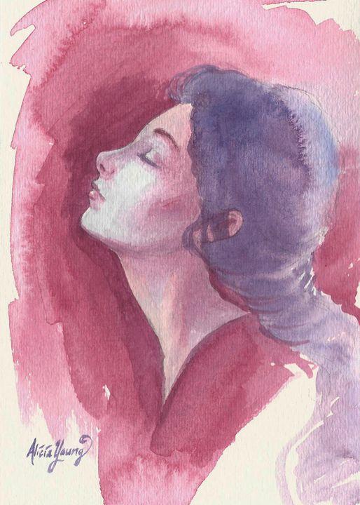 Breathe - Alicia Young Art