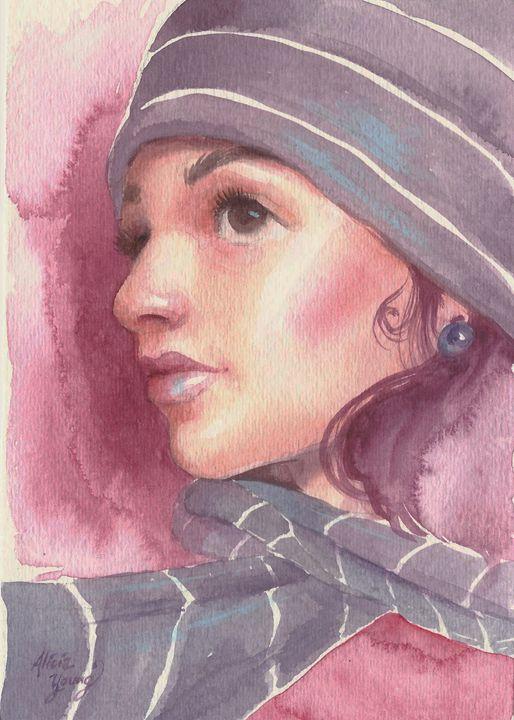 Daydreamer - Alicia Young Art
